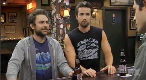 Always Sunny Worst Placement